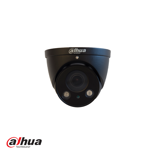 FOXCAMS AWD2431RP-ZS fixed dome 4MP zwart