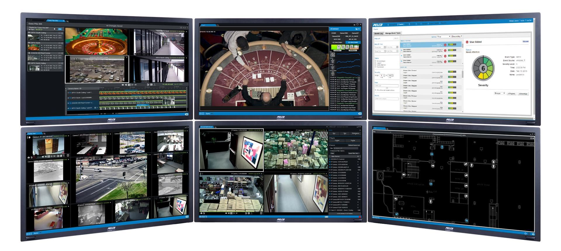 PELCO VideoXpert video management system